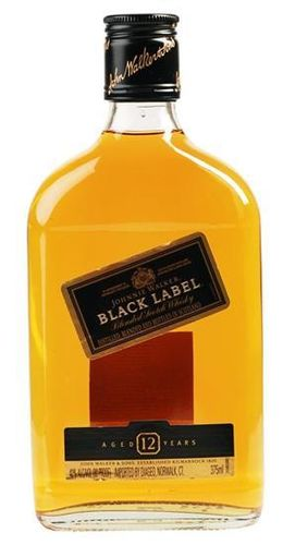JOHNNIE WALKER BLACK LABEL 200ML