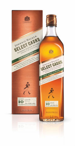 JOHNNIE WALKER SELECT CASKS 10 YEARS