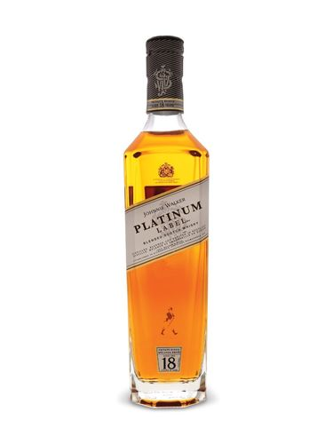 JOHNNIE WALKER PLATINUM LABEL 750ML