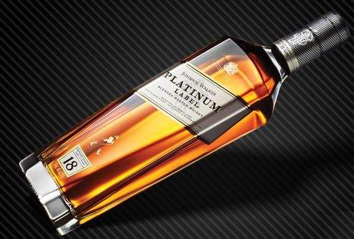 JOHNNIE WALKER PLATINUM 200ML