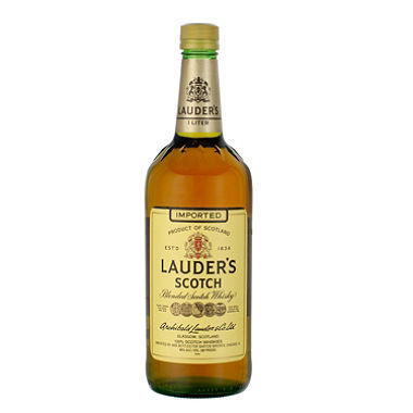 LAUDERS SCOTCH 1L