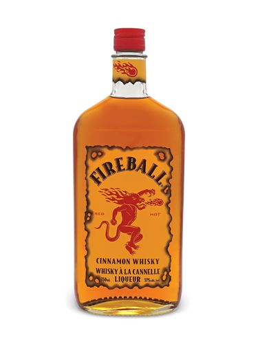 FIREBALL  CINNAMON 375ML