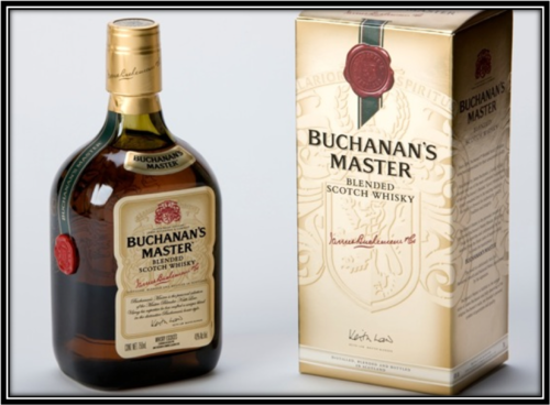 BUCHANANS MASTER 750ML