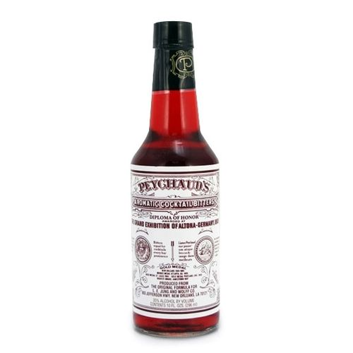 PEYCHAUDS  AROMATIC COCTAIL BITTERS 148ML