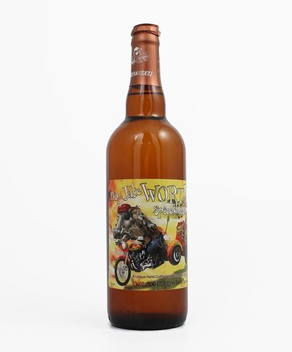 WORTHOG HARD CIDER 750ML
