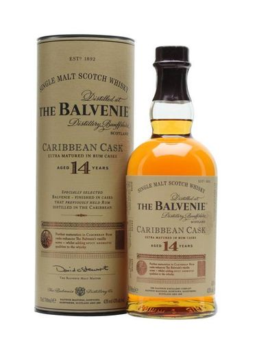 THE BALVENIE 14YR 750ML
