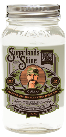SUGARLANDS SHINE X MARK AMERICAN PEACH