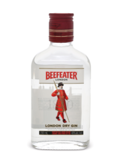 BEEFEATER DRY GIN 375ML