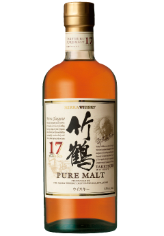 NIKKA WHISKY PURE MALT 17 YEARS OLD