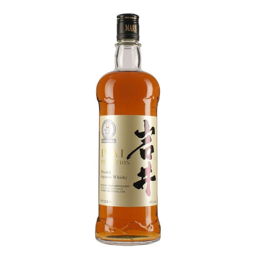 IWAI TRADITION BLENDED WHISKY 750ML