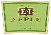E&J APPLE 375ML