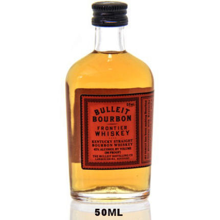BULLEIT BOURBON WHISKEY 50ML