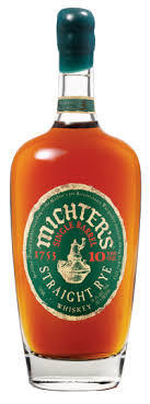 MICHTERS STRAIGHT RYE 10YRS