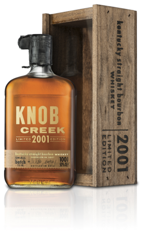 KNOB CREEK LIMITED 2001 EDITION