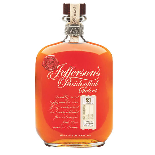 JEFFERSON PRESIDENTIAL SELCET 21YR