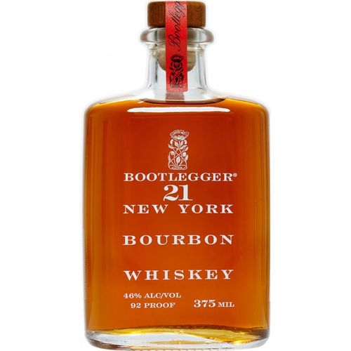 BOOTLEGGER 21 NEW YORK BOURBON 375ML