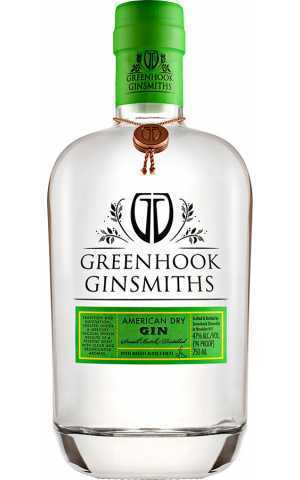 GREENHOOK GINSMITHS 750ML