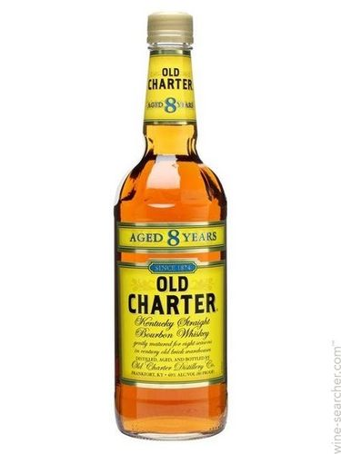 OLD CHARTER 8 WHISKEY 750ML