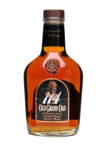 114 OLD GRAND DAD 750ML