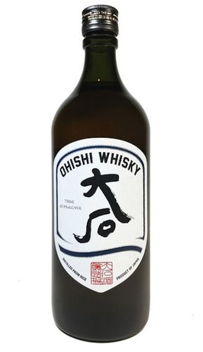 OHISHI WHISKY SINGLE CASK