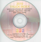 2010 Truck index CD-ROM