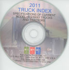 2011 Truck index CD-ROM