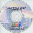 2012 Truck index CD-ROM