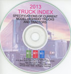 2013 Truck index CD-ROM