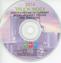 2014 Truck index CD-ROM
