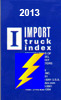 2013 Import Truck Index back issue ebook