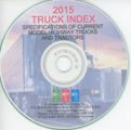 2015 Truck index CD-ROM
