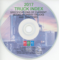 2017 Truck index CD-ROM