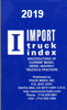 2019 Import Truck Index back issue