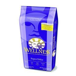Wellness Super 5 Mix Chicken 6 lbs. Dog Food