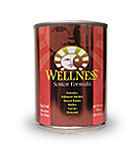 Wellness Canned Dog Food Senior 12.5 oz.