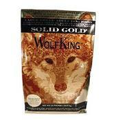 Solid Gold WolfKing  33lb