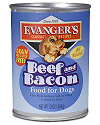 EVANGER'S CLASSIC BEEF WITH BACON 13OZ