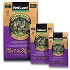 PetGuard Premium Cat & Kitten Dry Food 4LB