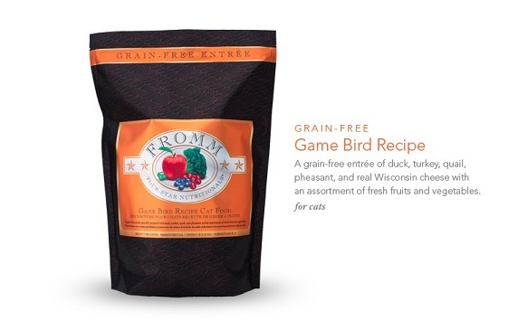 FROMM GAME BIRD RECIPE 15#
