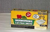 VAN NESS LARGE DRAWSTING LINERS 20CT
