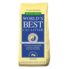 World's BEST Cat Litter  17lb