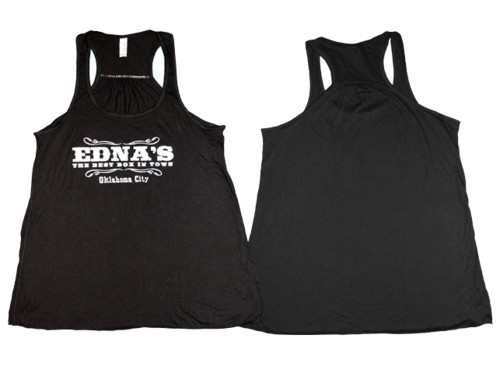 Edna's Best Box In Town Racer Back Tank