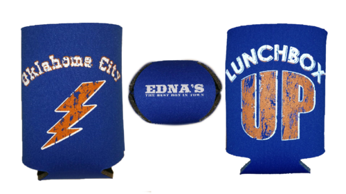 Edna's Lunchbox Up Koozie