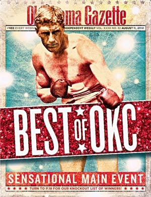 Okgazette Best of OKC 2010