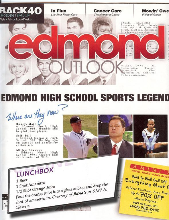 Edmond Outlook May 2010