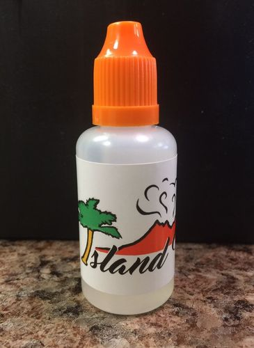 Island smoothie e-liquid