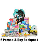 2 Person 3-Day Backpack