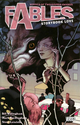 Fables Vol. 03 Storybook Love TPB