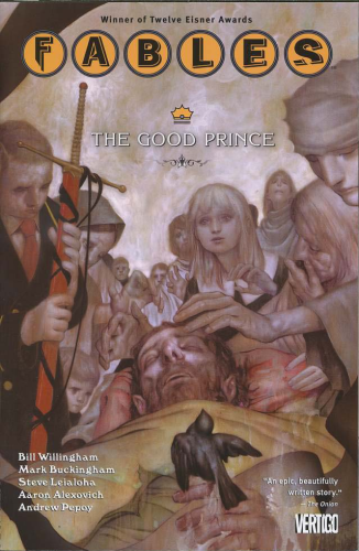 Fables Vol. 10 The Good Prince TPB