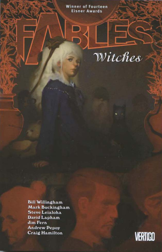 Fables Vol. 14 Witches TPB